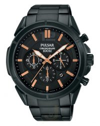 Pulsar Chronograph Watch PT3765X1