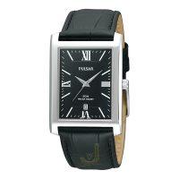 Pulsar Gents Rectangular Watch PXDB71X1