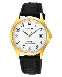 Pulsar Gents Date Watch PXH566X1