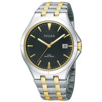 Pulsar Two Tone Gents Watch PXH909X1