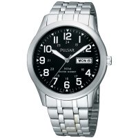 Pulsar Day Date Gents Watch PXN181X1
