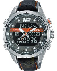 Pulsar Accelerator Gents Watch PZ4029X1