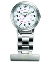 RG251CX9 Lorus Nurses Fob watch