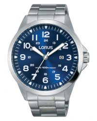 Lorus 100M waterproof Mens watch RH925GX9