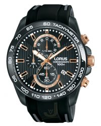 Lorus Sports chronograph Watch RM317DX9