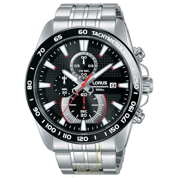 Lorus Chronograph Gents Watch RM381DX9