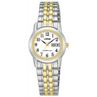 Lorus Day Date ladies watch RXU11AX9