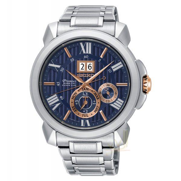 SNP153P1 Premier Kinetic Perpetual Calendar Watch