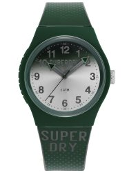 Superdry Laser Green Watch SYG008N