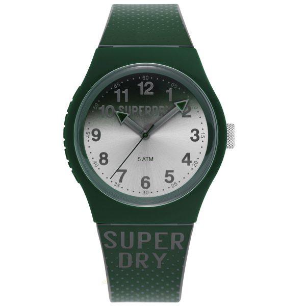 Superdry Laser Green Watch SYG008N