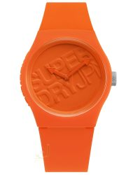 Superdry Orange Watch SYG015O