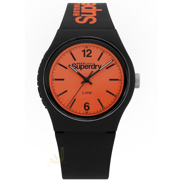 Superdry Black watch SYG017BO