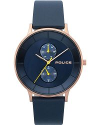 15402JSR/03 Police Berkeley Watch