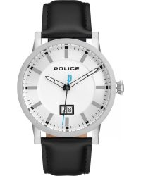 15404JS/01 Police Collin Watch