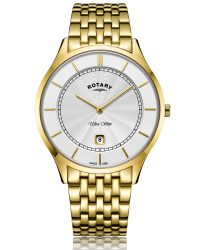 GB08413/02 Rotary Ultra Slim Watch