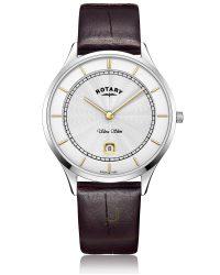 GS08300/02 Rotary Ultra Slim Watch