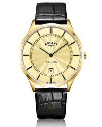 GS08413/03 Rotary Ultra Slim Watch