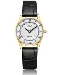 LS08303/01 Rotary Ultra Slim Watch