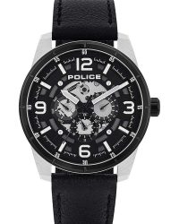 Police Lawrence Gents Watch 15663JSTB/02