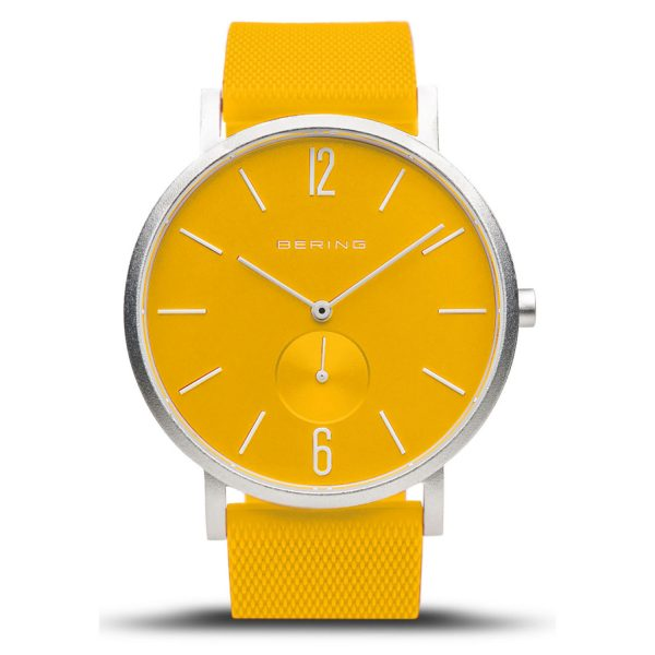 Bering True Aurora | Yellow Dial | 16940-609