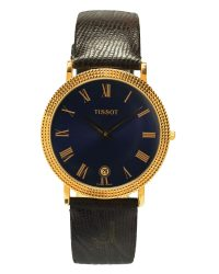 Tissot 18ct Gold Gents T713419431