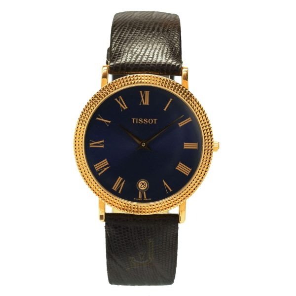 Tissot 18ct Gold Gents Watch T713419431