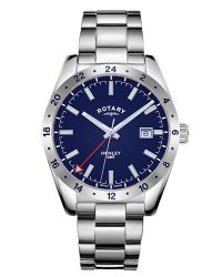 Rotary Henley-GMT Gents-Watch GB05176/05