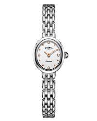Rotary Diamond-set ladies-watch LB05150/02/D