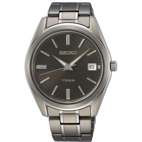 SUR375P1 Seiko Titanium Gents Watch