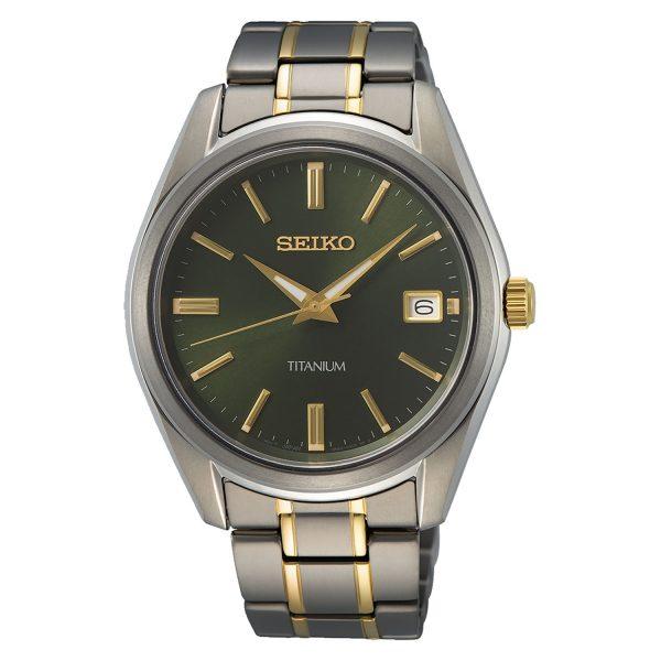 SUR377P1 Seiko Titanium Watch