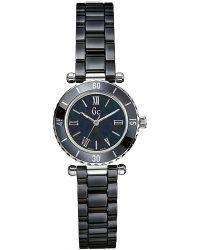 GC-Mini-Chic Black-Ceramic Ladies-Watch X70012L2S