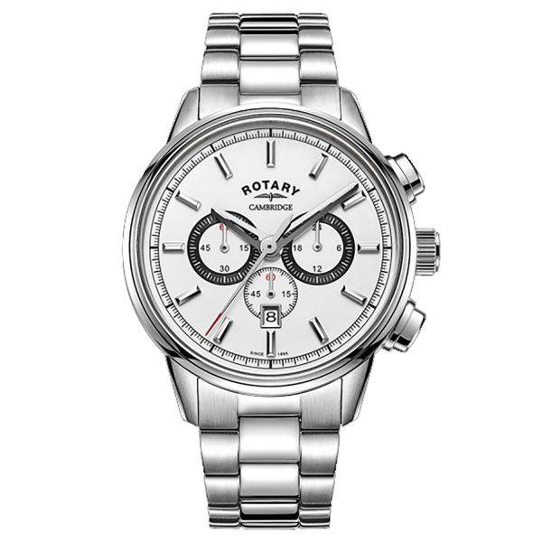 Rotary Cambridge Chronograph/Watch GB05395/02
