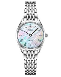 Rotary Ultra-Slim Ladies-Watch LB08010/41