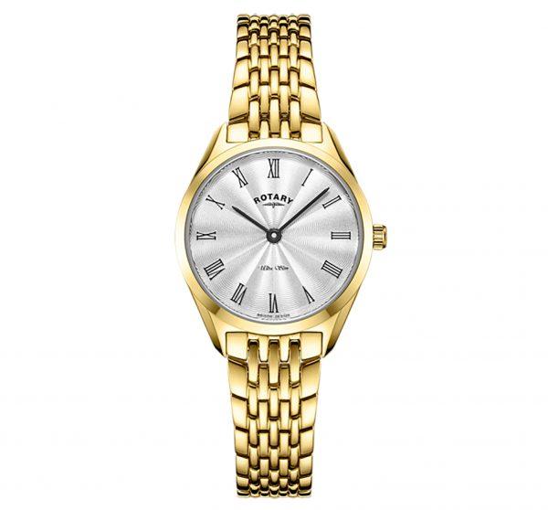 Rotary Ultra-Slim Ladies-Watch LB08013/01